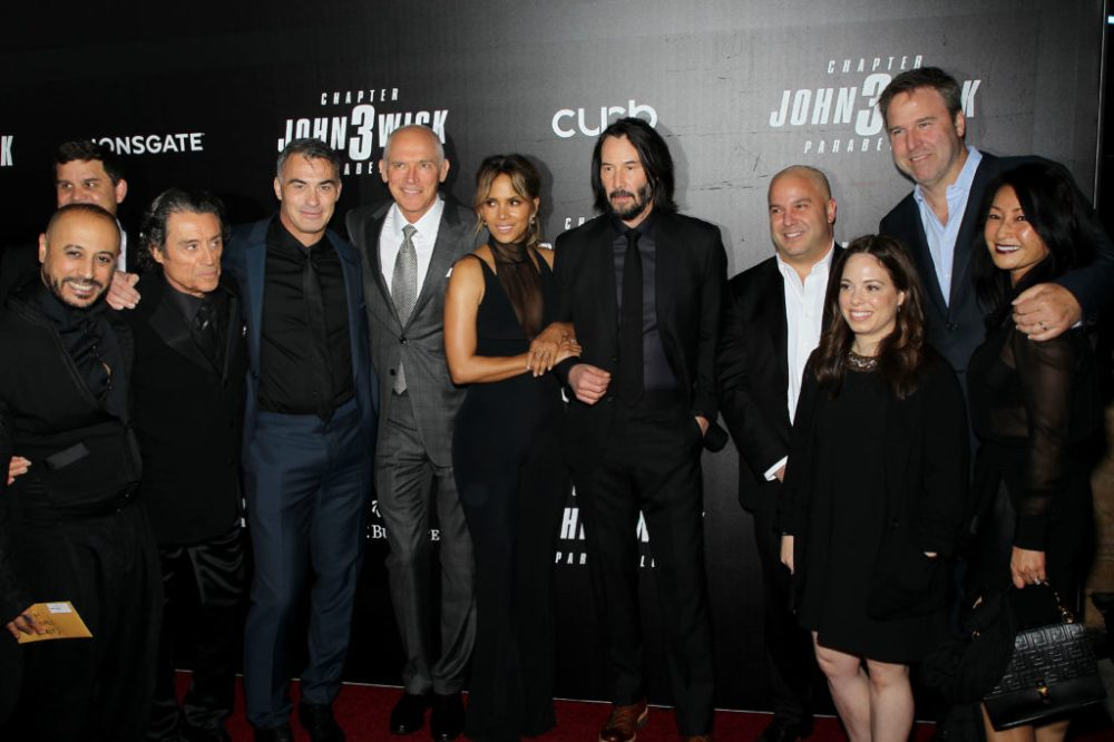 New York Special Screening of John Wick: Chapter 3 - Parabellum, presented by Bucherer and Curb